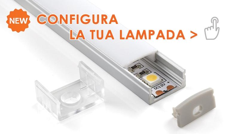 Configuratore LED LAMP